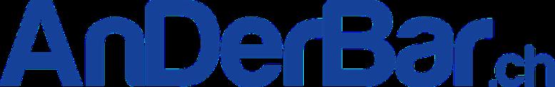 Logo: AnDerBar, Sponsor des UHC Kreuzlingen