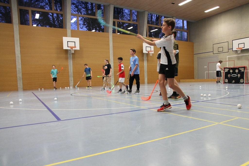 Impressionen aus dem Training / Foto: Bettina Schnerr